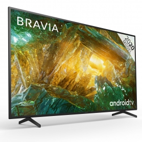 "Sony Bravia KD43XH8096BU 43"" 4K Ultra HD Android Smart TV with Youview"