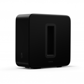 Sonos Sub Gen3 - wireless subwoofer for deeper bass - black