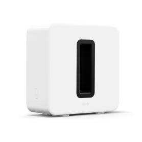 Sonos Sub Gen3 - wireless subwoofer for deeper bass - white