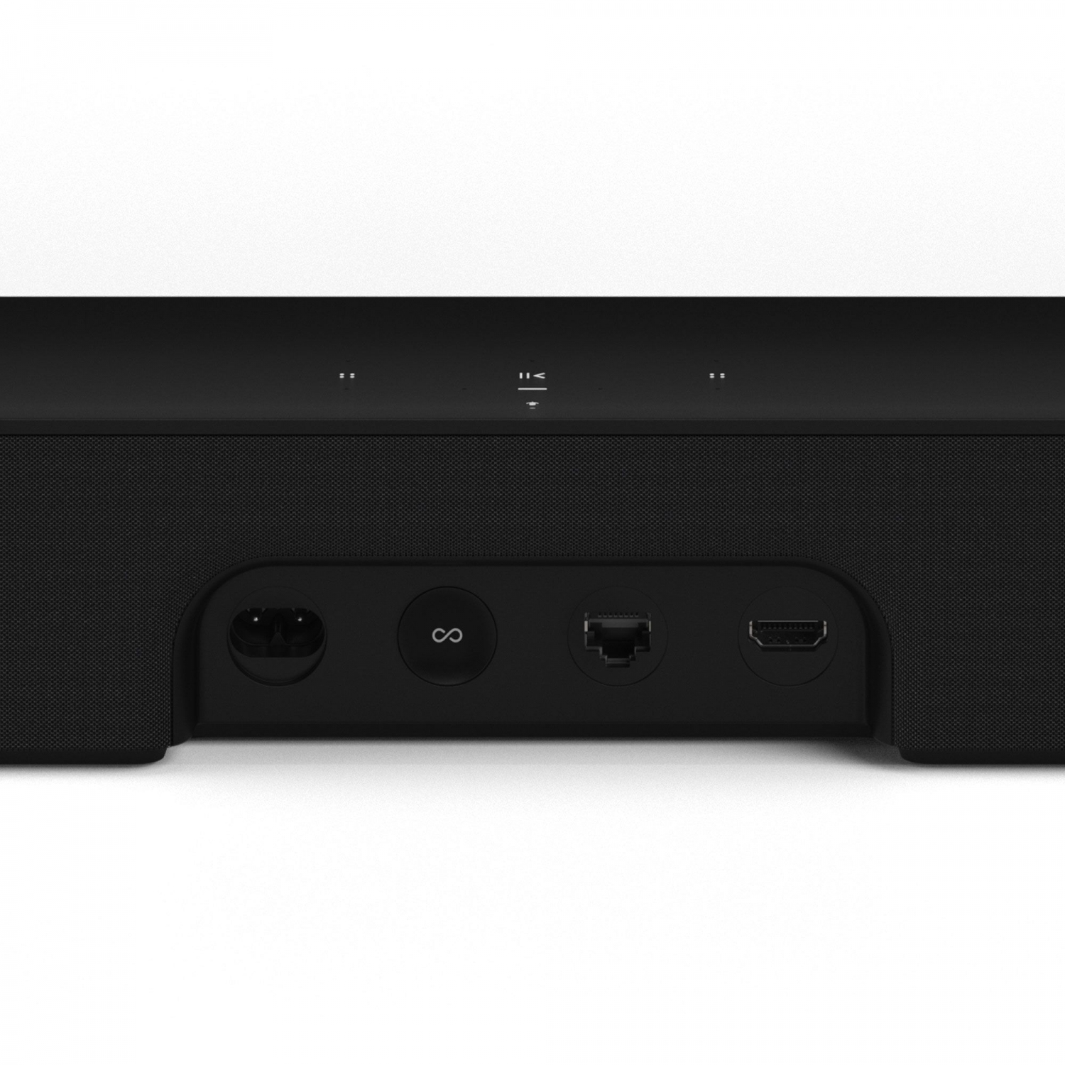 Sonos Beam - the smart soundbar for your TV - black - 2